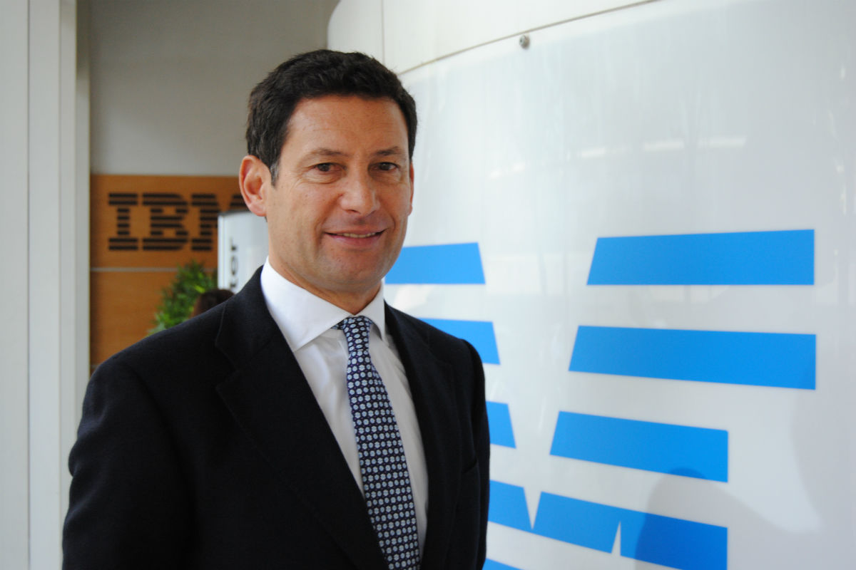 António Raposo de Lima, IBM Portugal