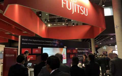 Fujitsu Mobile World Congress 2018