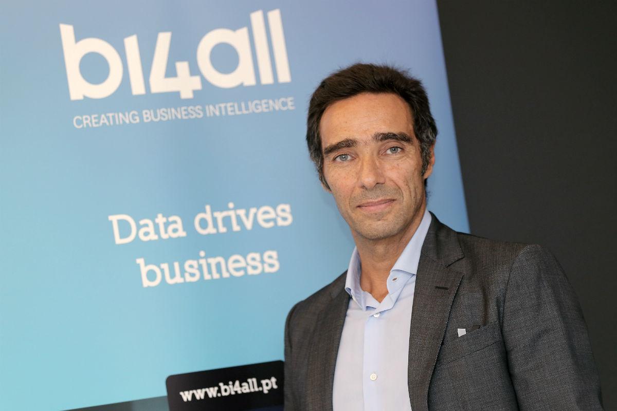 José Oliveira, CEO BI4All